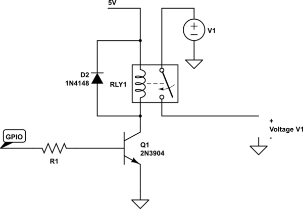 How to connect a pulled motor from a printer to Breadboard