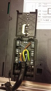 Wiring Diagram 240v Socket Electrical 5 Wire Hob To 4 Wire Junction Home
