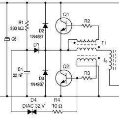 Metal Halide Ballast Wiring Diagram 2005 Nissan Frontier Radio Switch Mode Power Supply - What Does Reverse Diode On Npn Symbol Indicate? Electrical ...
