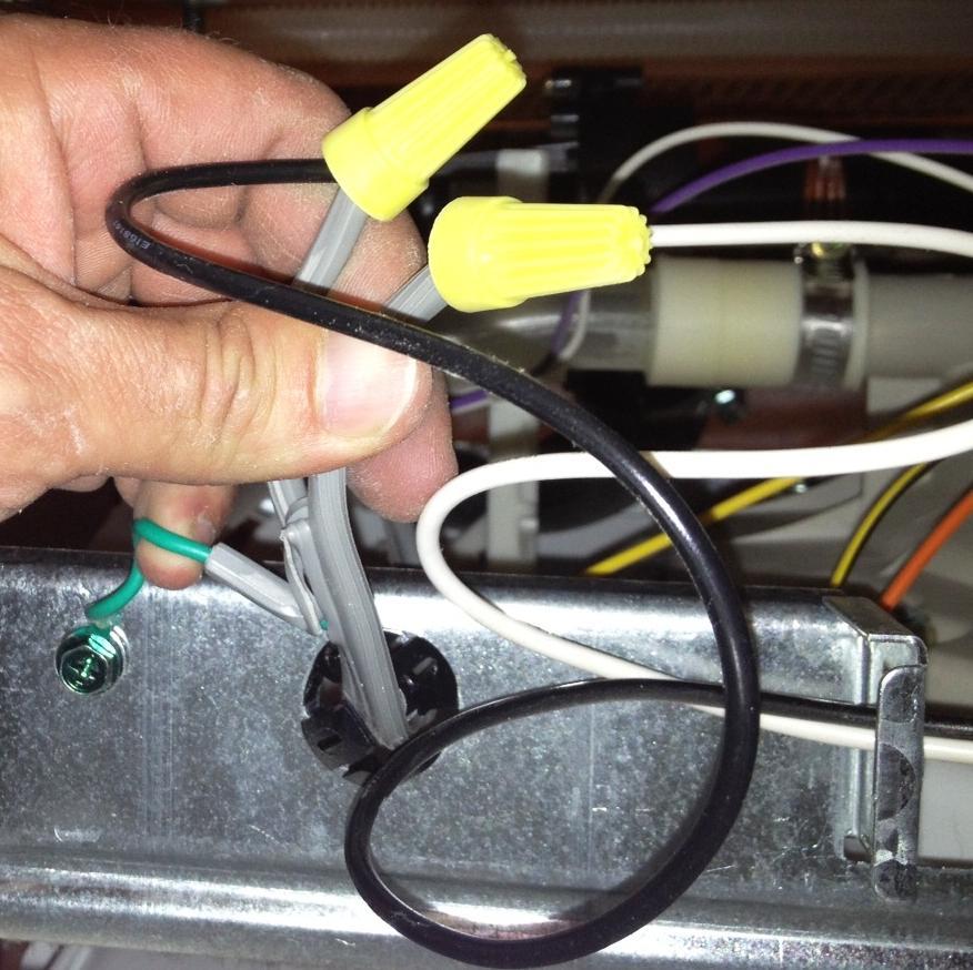 Wiring Dishwasher Electrical