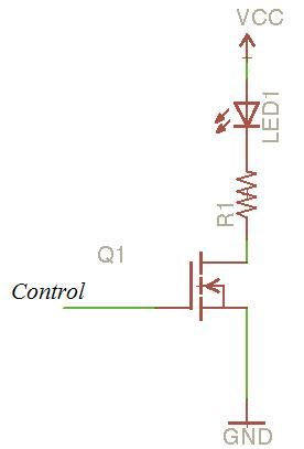 Building power/control interface for RGB LED strips