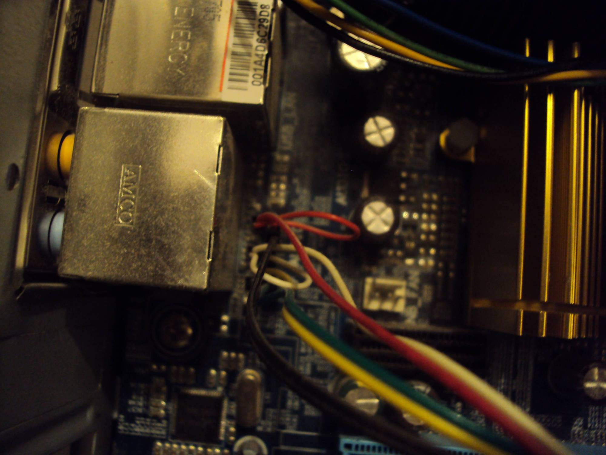 hight resolution of  enter image description here from front panel comes these wires
