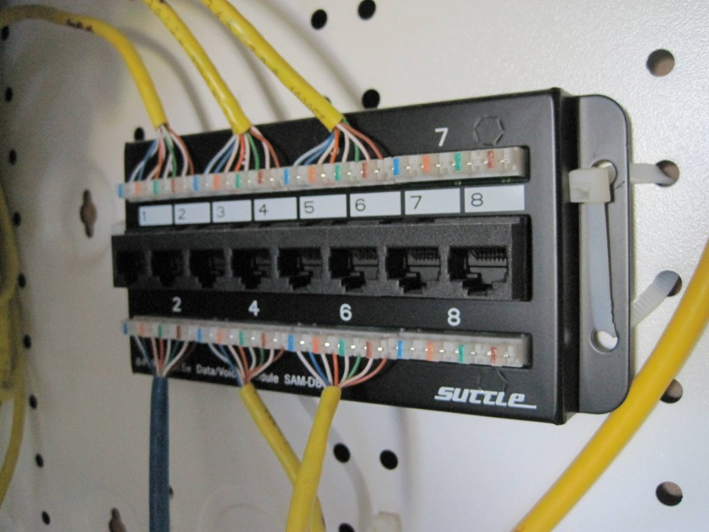 cat5 connector wiring diagram towbar trailer plug how to use network patch panel in new house