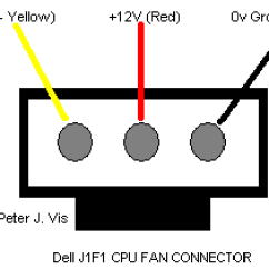 3 Wire Pickup Wiring Diagram Parts Of The Eye To Label Dc Fan Which Is Negative On This Pc Electrical Engineering3 Pin Connector
