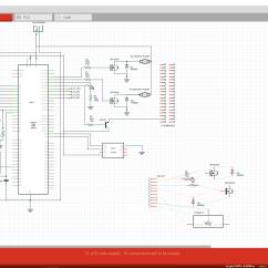 Arduino Mega 2560 Circuit Diagram Electrical Wiring  The