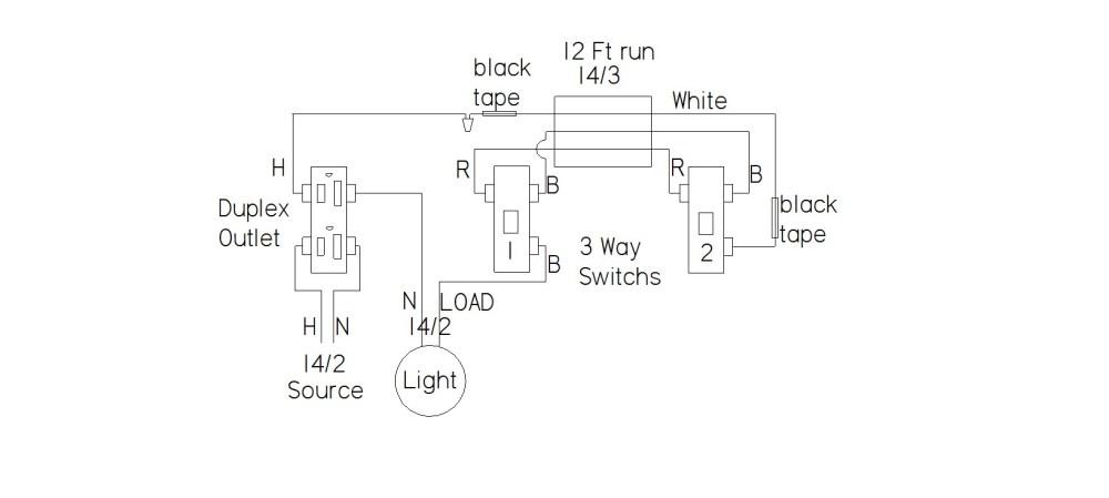 medium resolution of wiring 3 way switch