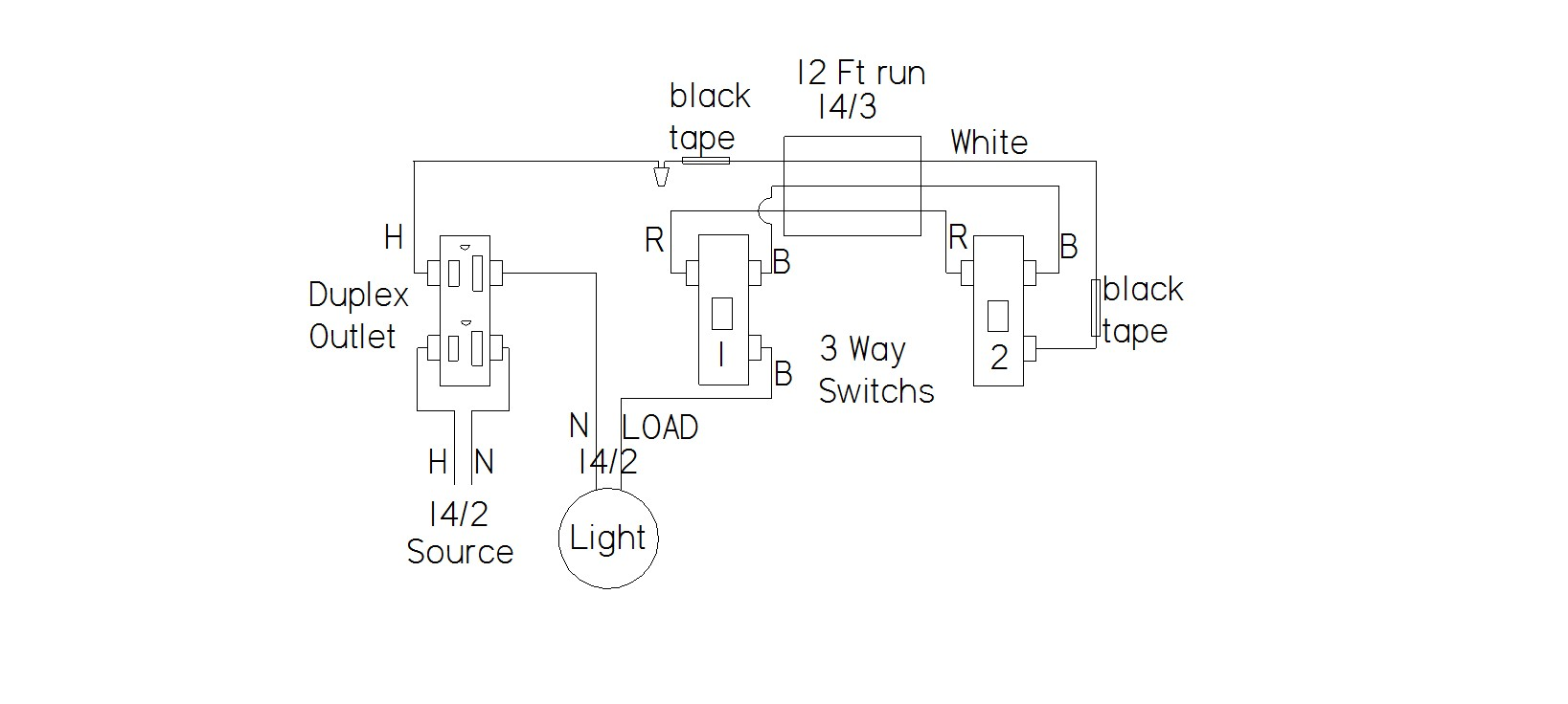 hight resolution of wiring 3 way switch