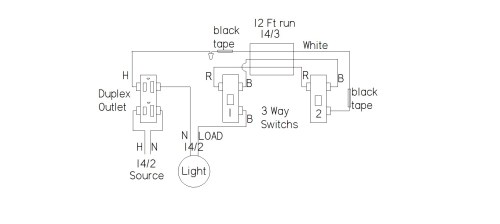 small resolution of wiring 3 way switch