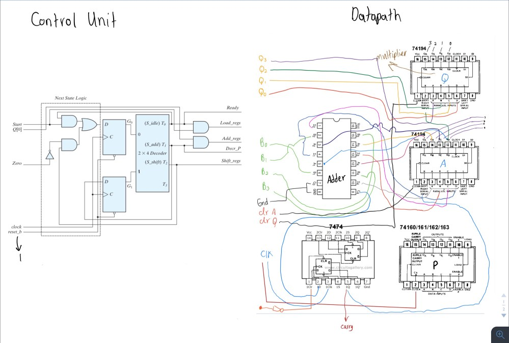 medium resolution of circuit trying to implement