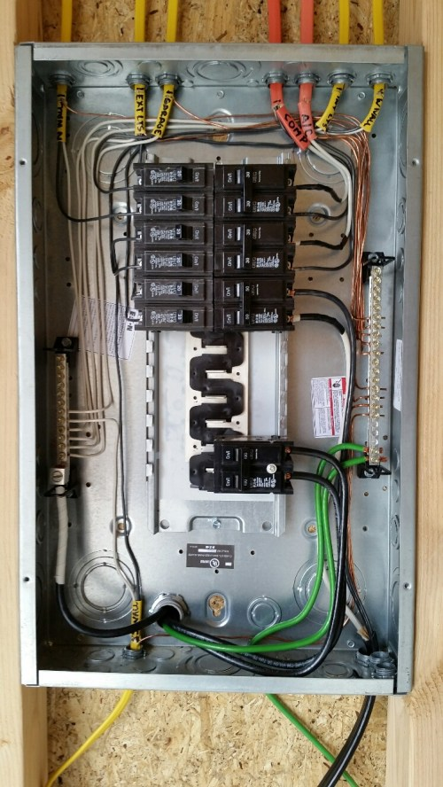 small resolution of  enter image description here enter image description here enter image description here electrical grounding subpanel