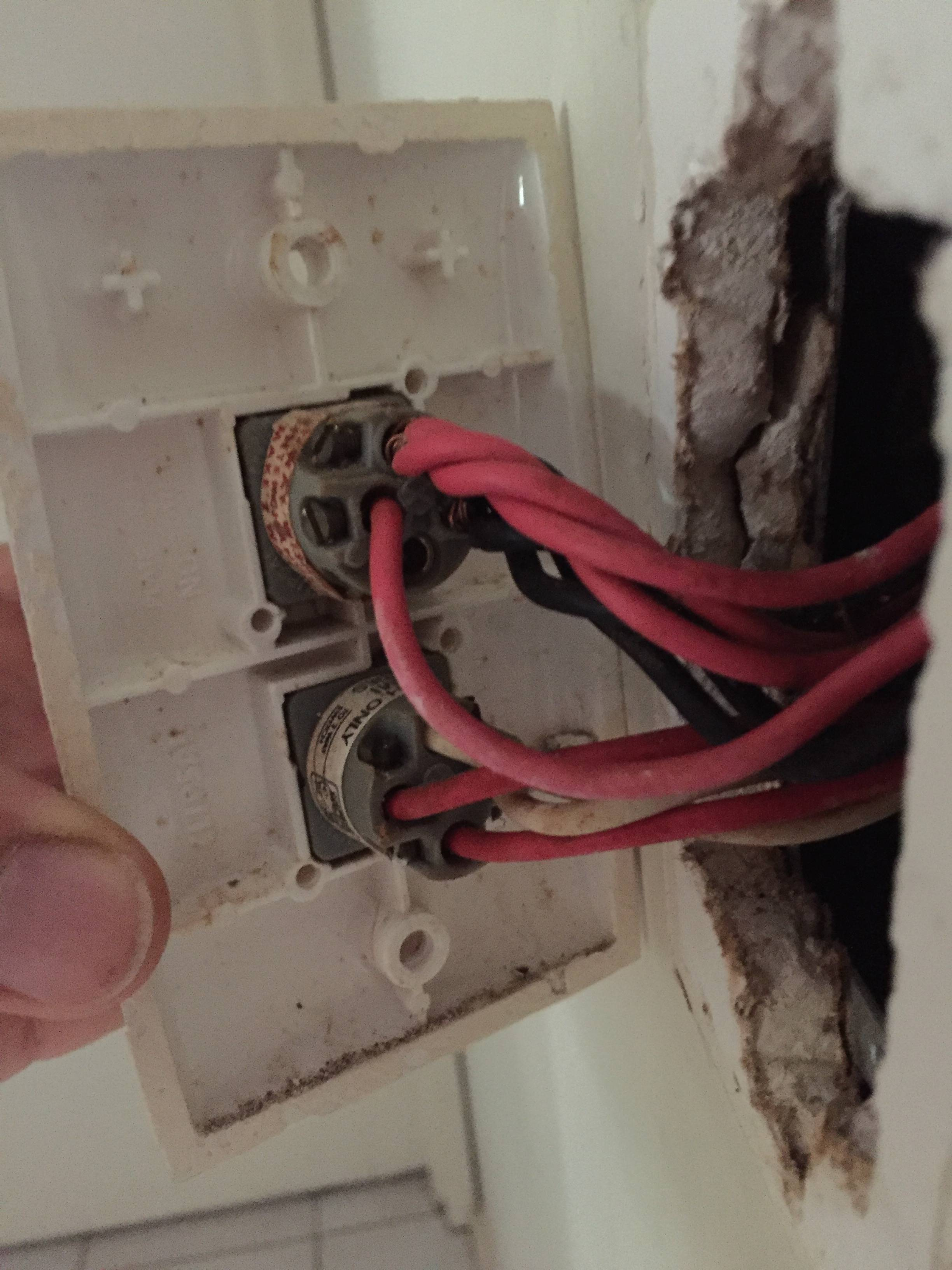 Replacing Old Wiring