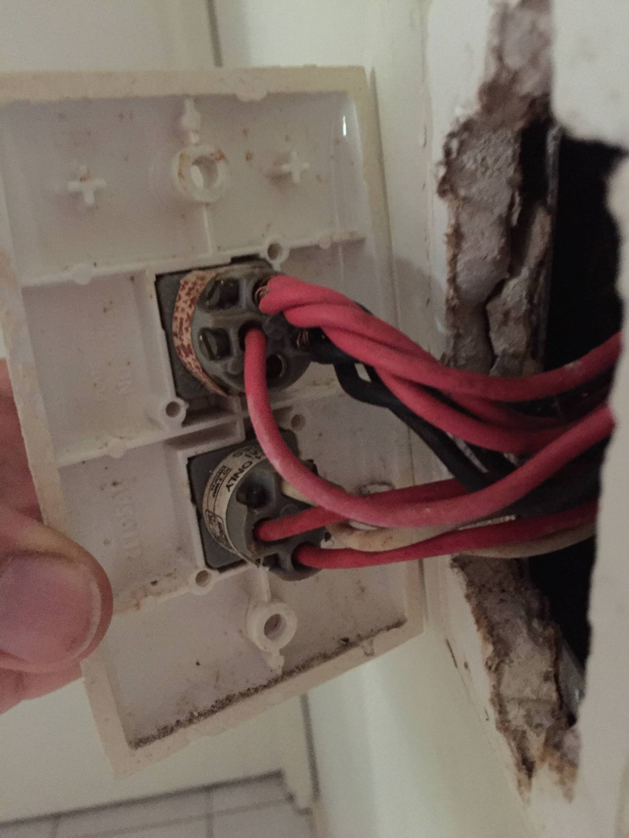 hight resolution of wiring how do i replace an australian light switch home light switch wiring 2 pole light switch wiring australia source