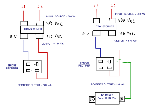 small resolution of enter image description here rectifier bridge rectifier