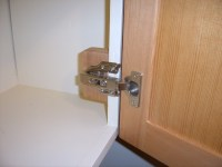 cabinetry - Do full overlay hinges come in different sizes ...