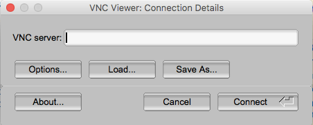 TigerVNC client cannot connect to VNC server - Ringing Liberty