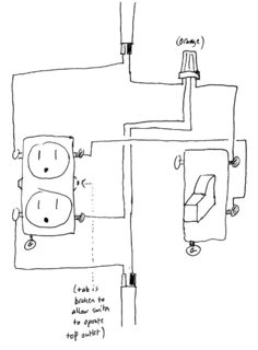 Light Switch Receptacle Combo Wiring Diagram : 44 Wiring