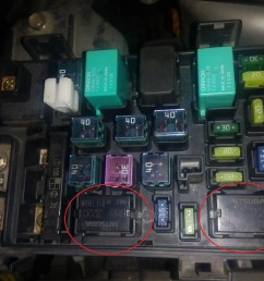 fuse box on honda accord [ 1920 x 1440 Pixel ]