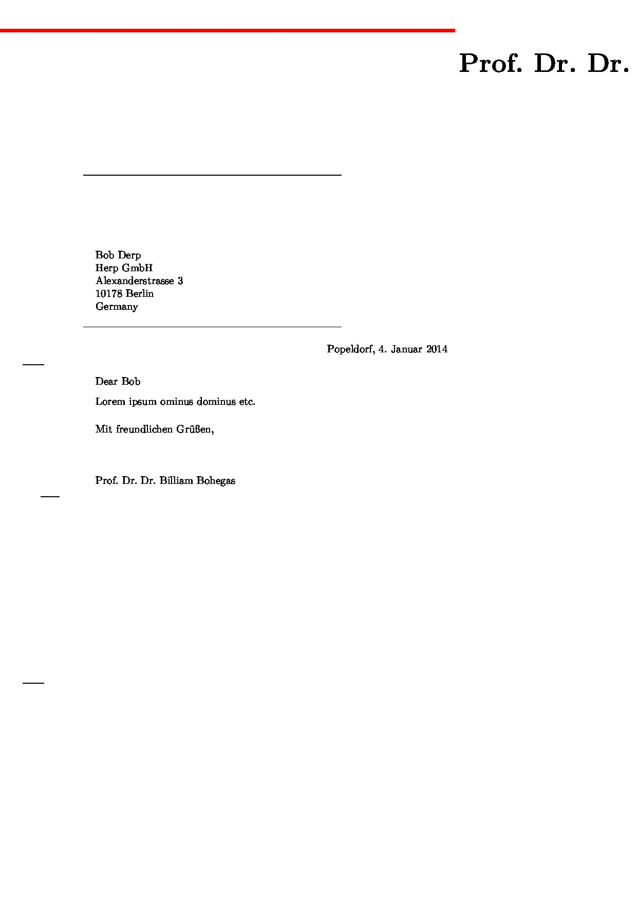 positioning  How to stop my letterhead from increasing