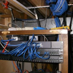 Wiring Diagram For Phone Wall Socket A 2 Way Dimmer Switch Networking - How To Use Home Network Patch Panel? Super User