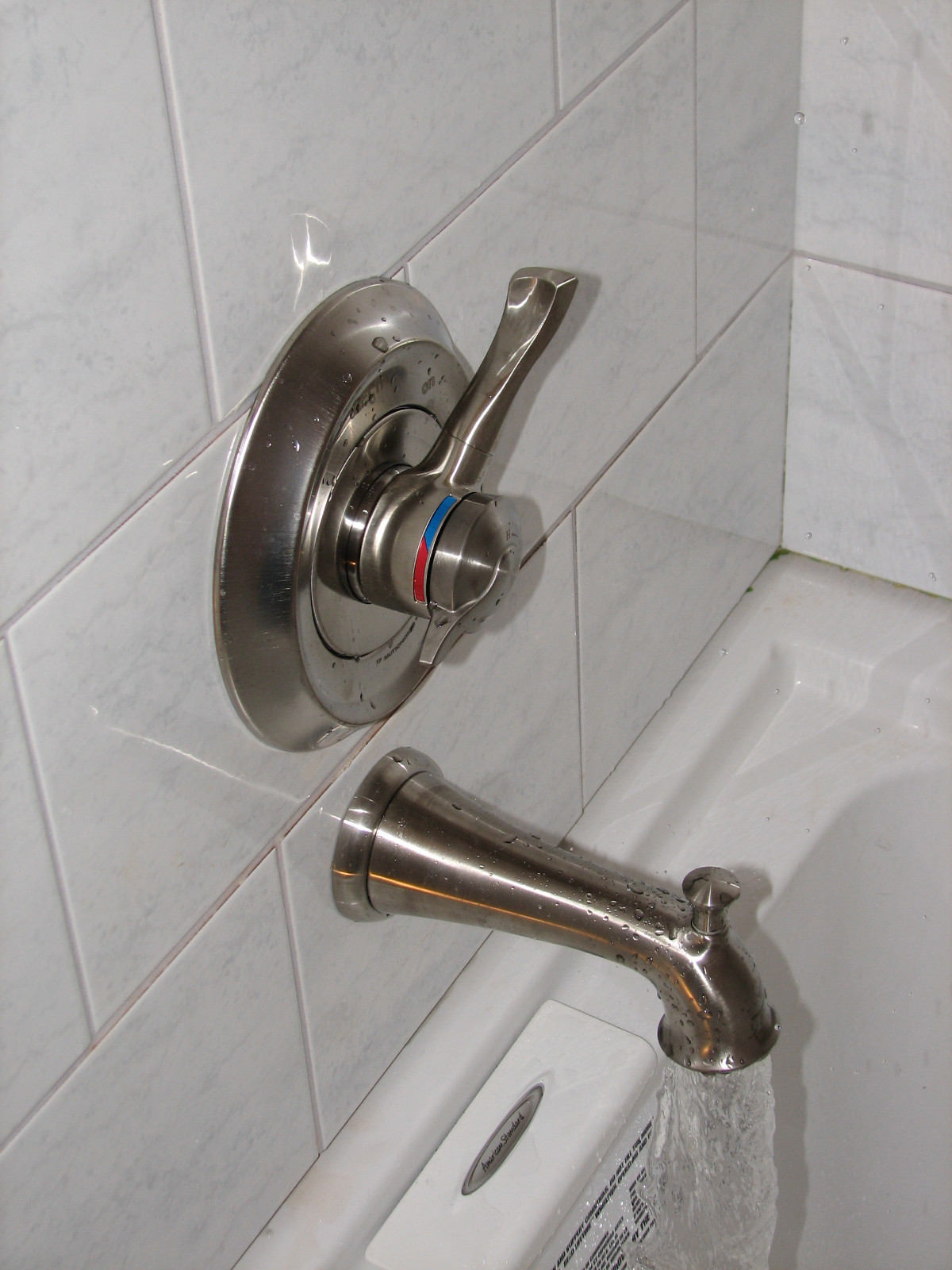 Why Does My Shower Head Drip When The Tub Faucet Is On