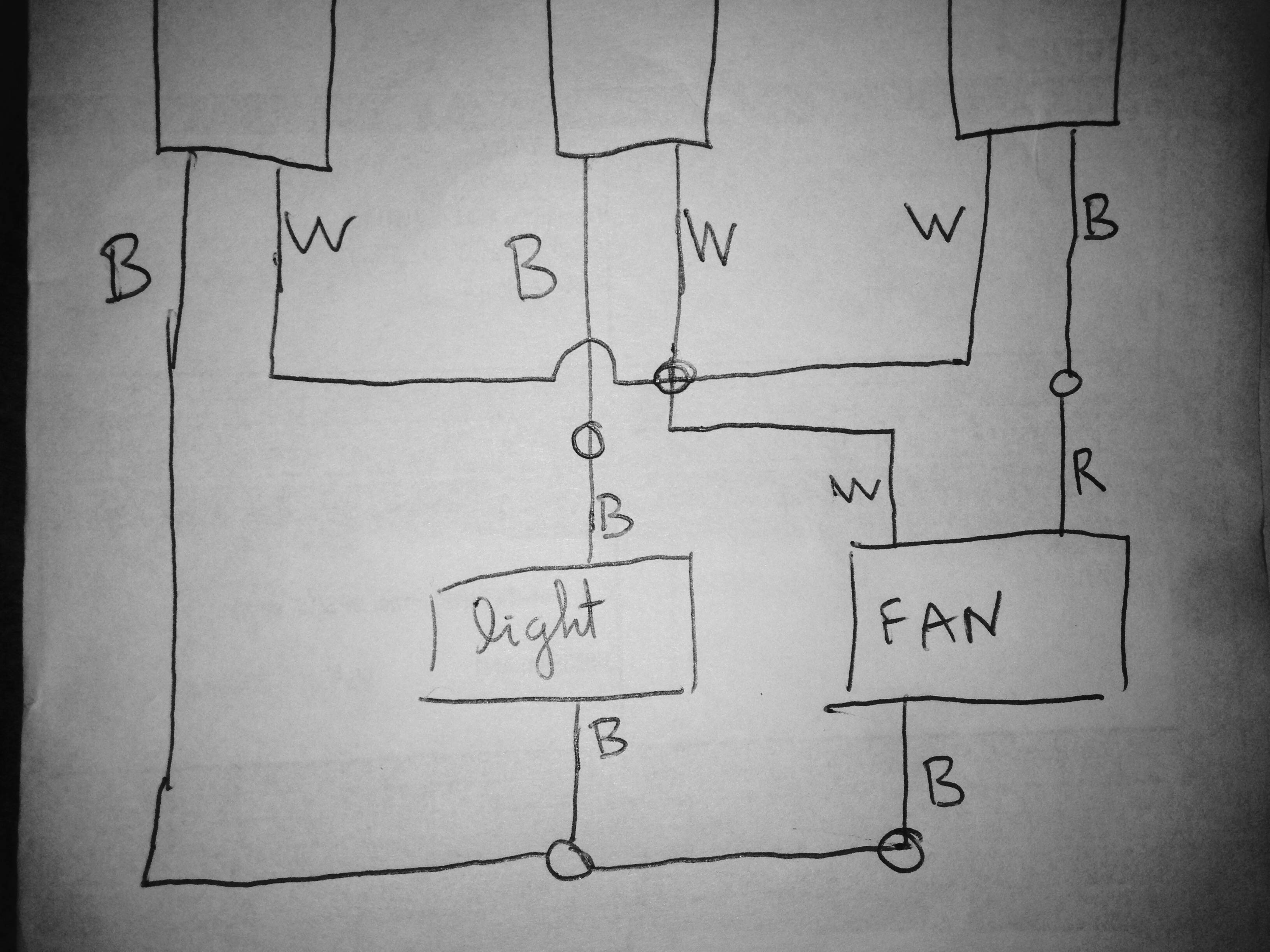 10 switch box wiring diagram ceiling fan installation help me understand complicated junction