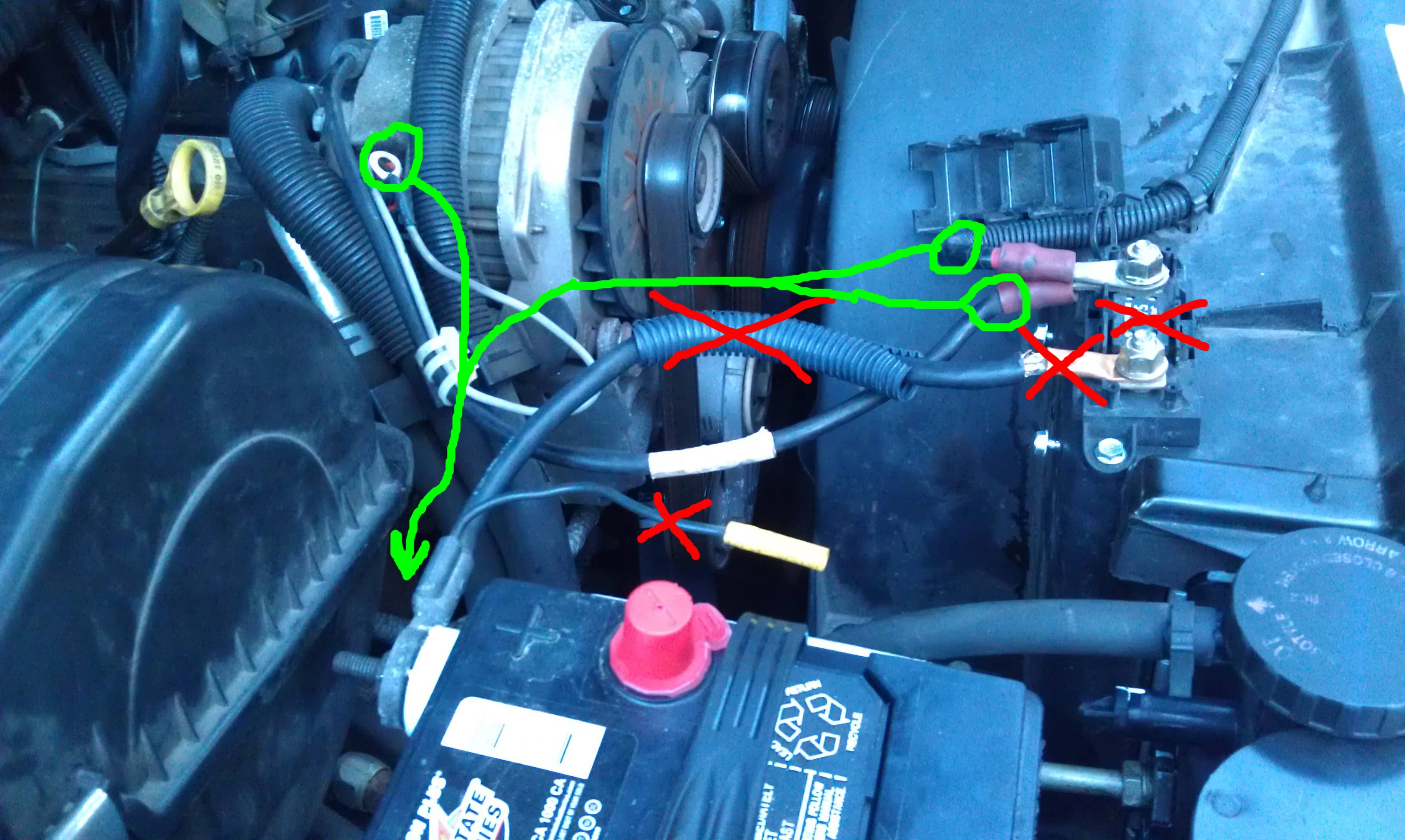 S14 Alternator Wiring Diagram