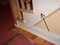 What is this stair trim part called? - Home Improvement ...
