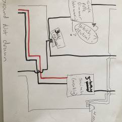 Dimmer Switch No Neutral Wire Sequence Diagram Exercises And Solutions Wiring Which For A Single Pole Leviton