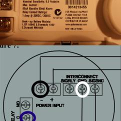 Hard Wired Smoke Detectors Diagram Kicker Cvr 2 Ohm Wiring Electrical Need Help With Correct When Replacing