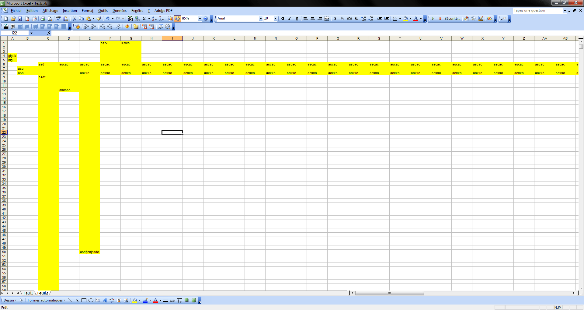 How Do I Clear All Formatting Outside Of Usedrange In Vba