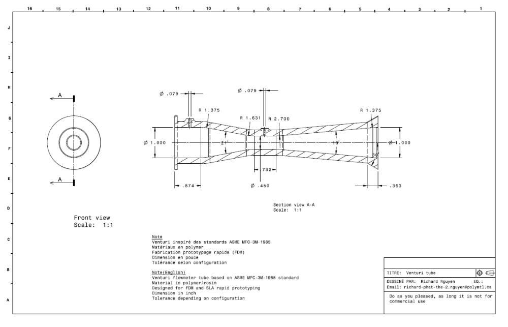 medium resolution of i was planning on using this venturi flow meter