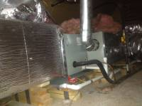 hvac - Can I install a humidifier on a horizontal duct ...