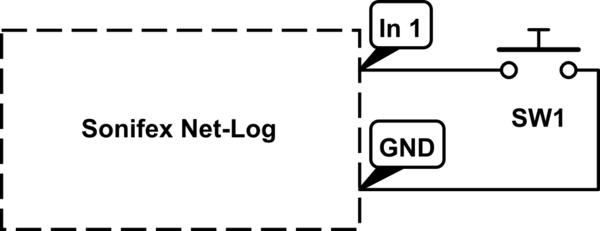 Transistor Switch to Pull to Ground (Broadcast GPIO