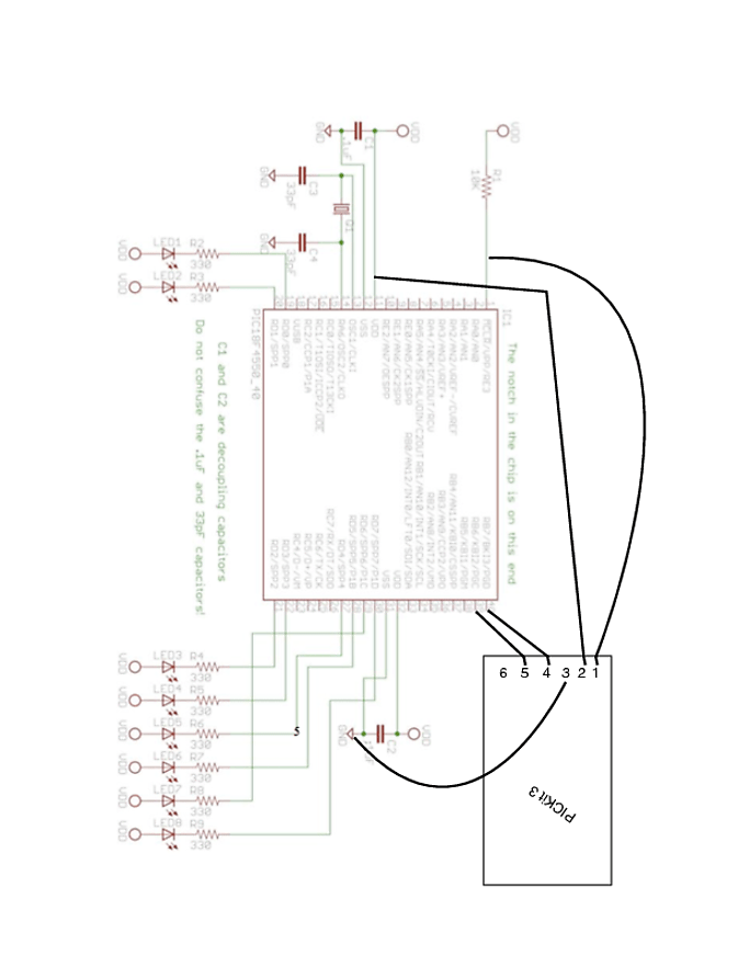 Pickit 3 Wiring Diagram : 23 Wiring Diagram Images