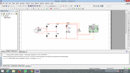 small resolution of current through the smoothing capacitor in bridge rectifier