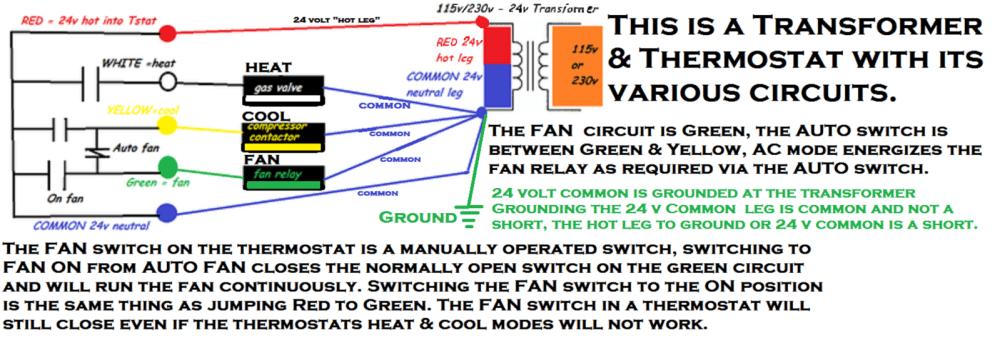 medium resolution of 5 wire thermostat wiring diagram