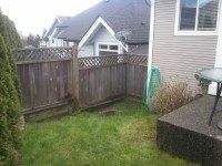 landscaping - Should I build a deck over my existing ...