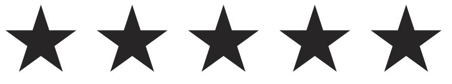 Image result for 5star rating symbol