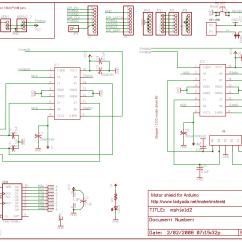 Servo Motor Wiring Diagram 4 Wire Electric Adafruit Shield 1 And Arduino Pro Mini - Stack Exchange