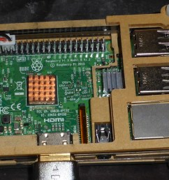 raspberry pi 3 model b  [ 1518 x 995 Pixel ]