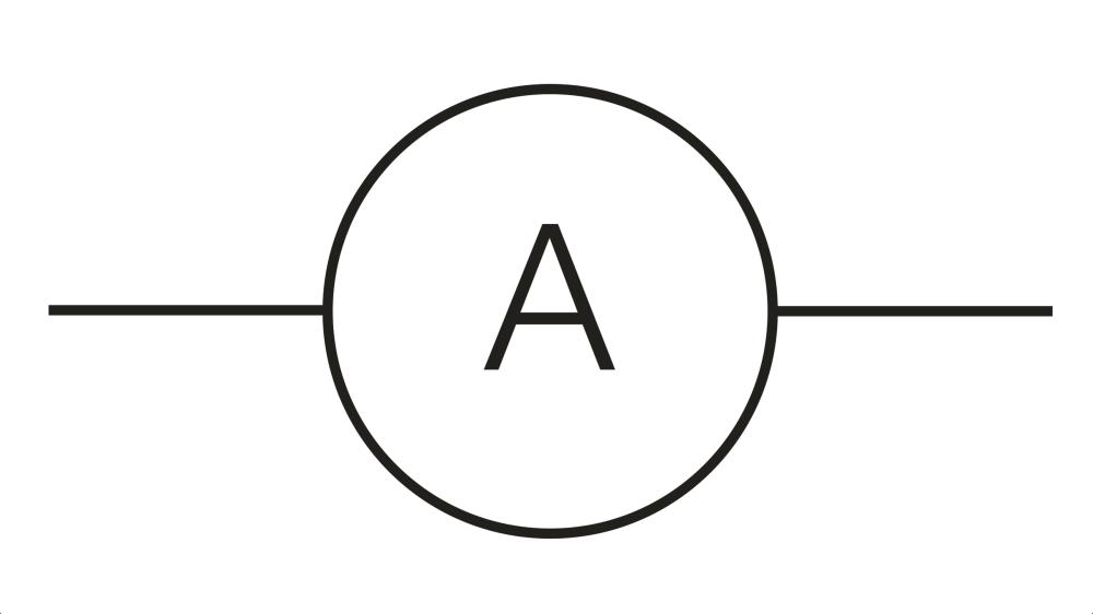 medium resolution of remove arrow from ammeter in circuitikz tex latex stack exchange rh tex stackexchange com dc ammeter wiring diagram dc amp meter wiring diagram