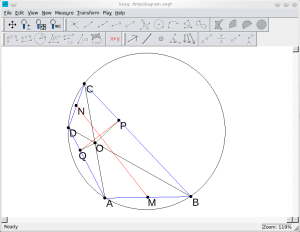 big list  Software for drawing geometry diagrams