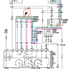 Car Wiring Diagrams Uk Perko Single Battery Switch Diagram Nissan Why Might Lower Settings Of A Dashboard Fan Not Work If The