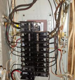 electrical panel is the wiring in this subpanel correct home wiring a new sub panel in to get 240 wiring a new sub panel [ 1161 x 2064 Pixel ]
