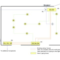 Sky Wiring Diagram Multi Room Water Pressure Switch Electrical How To Handle Ground And Neutral In