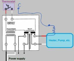 Honeywell Relay Wiring Diagram | Wiring Diagram