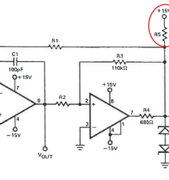 triangular and square wave generator electrical engineering stack wave practical circuit diagram of triangular wave generator [ 1142 x 858 Pixel ]
