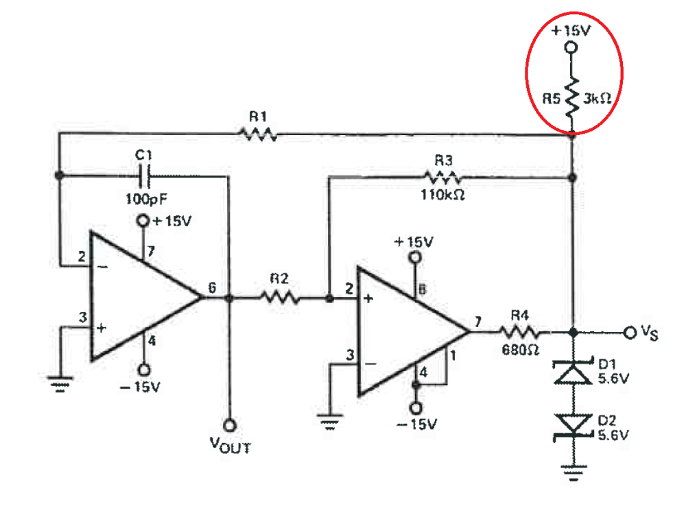 medium resolution of triangular and square wave generator electrical engineering stack wave practical circuit diagram of triangular wave generator