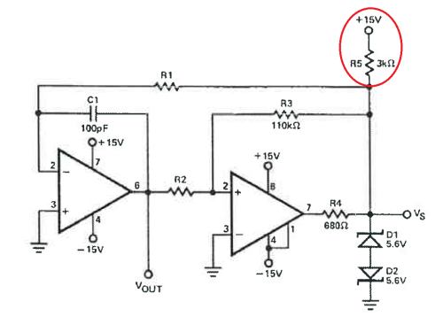 small resolution of triangular and square wave generator electrical engineering stack wave practical circuit diagram of triangular wave generator