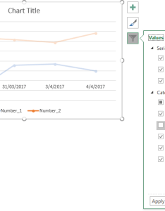 Filter dates in chart also excel function exclude data source rh superuser